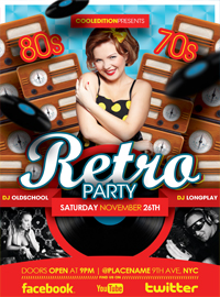 Kids Party Flyer - 9