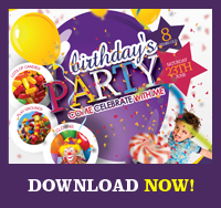 Kids Party Flyer - 3