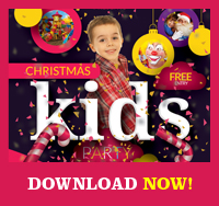 Kids Party Flyer - 2