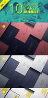 10 Business Cards Bundle V1
