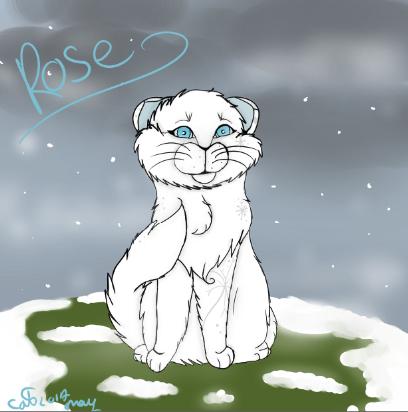Rose's OC by Fancygirl157