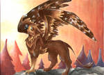 Mythical Creatures: Griffin