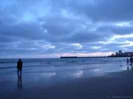 Entre deux mers by JR-T