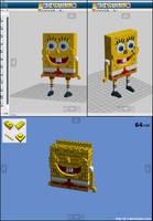 LEGO Sponge Bob by JR-T