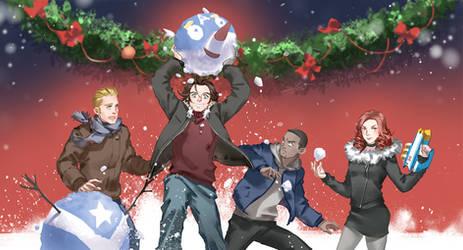 Merry Christmas~~~~ by LiuYuChi