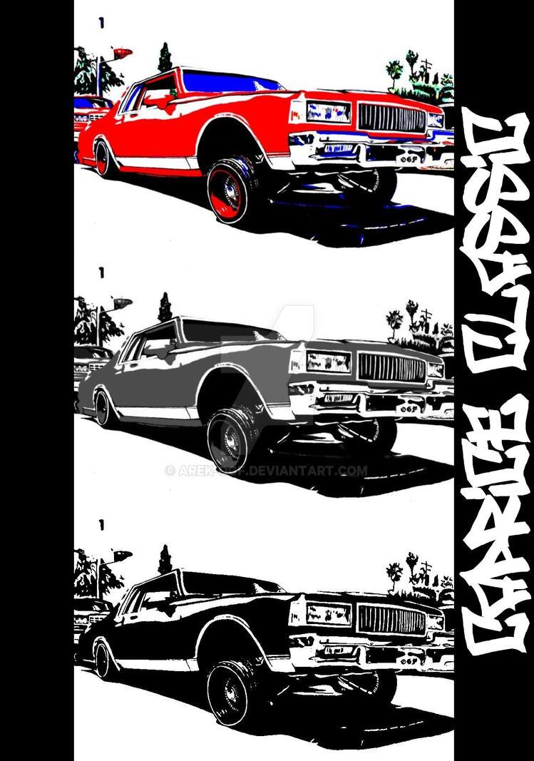 Caprice Classic Pop Art by Arek-OGF on DeviantArt