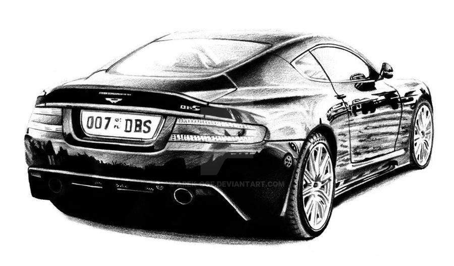 Aston Martin DBS by Arek-OGF