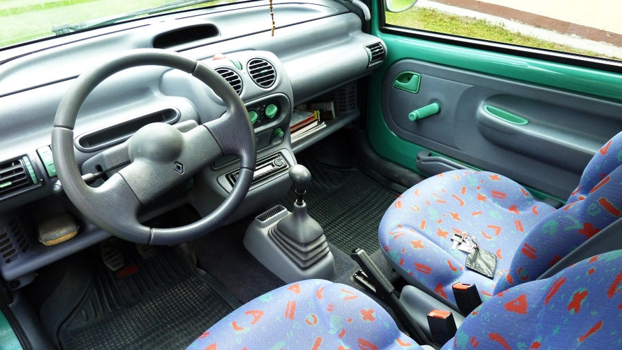 Renault Twingo Interior by Arek-OGF on DeviantArt