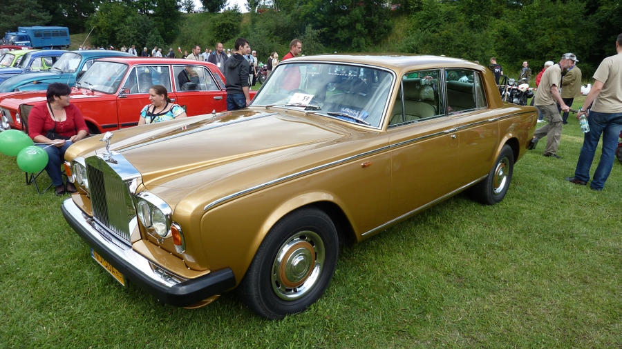 Rolls Royce Silver Shadow II by Arek-OGF