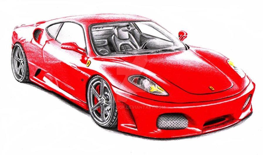 Ferrari F430 by Arek-OGF