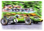 Lotus 49 (Jim Clark)