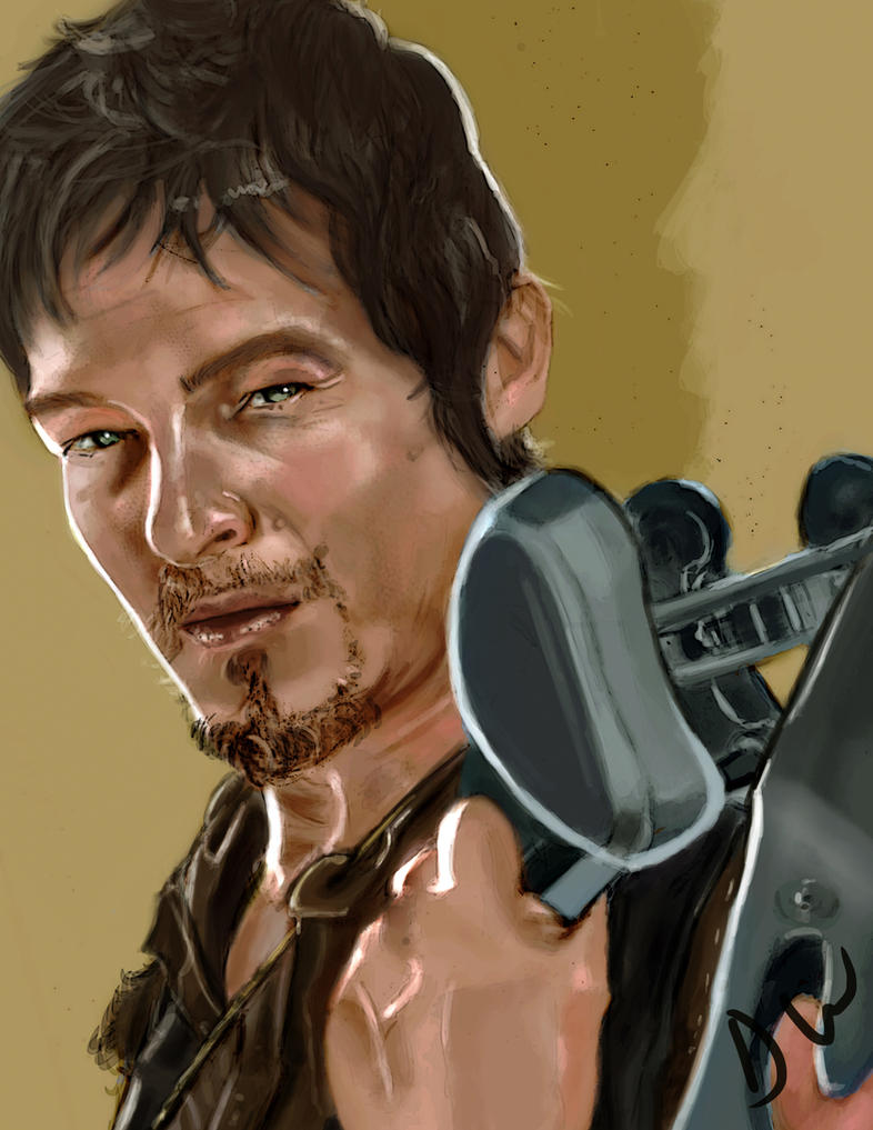 Daryl by SBCheeseCake