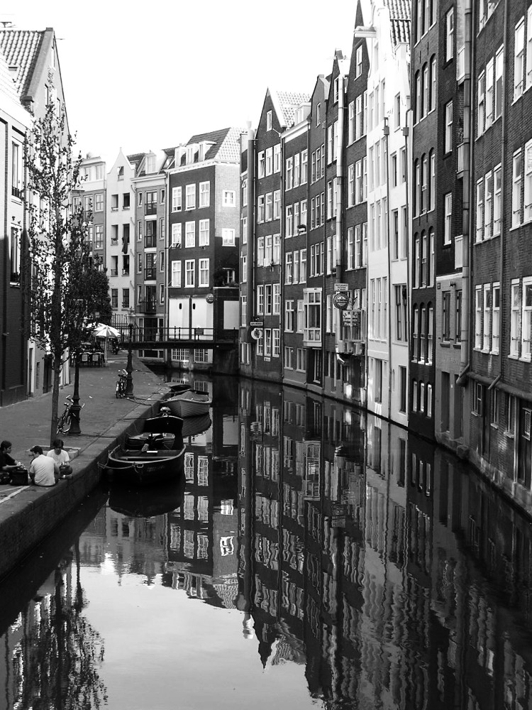 Little canal. by elliealart