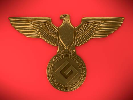 Grammar Nazi Badge