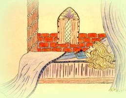 Sleeping Beauty by avadaxxxkedavra
