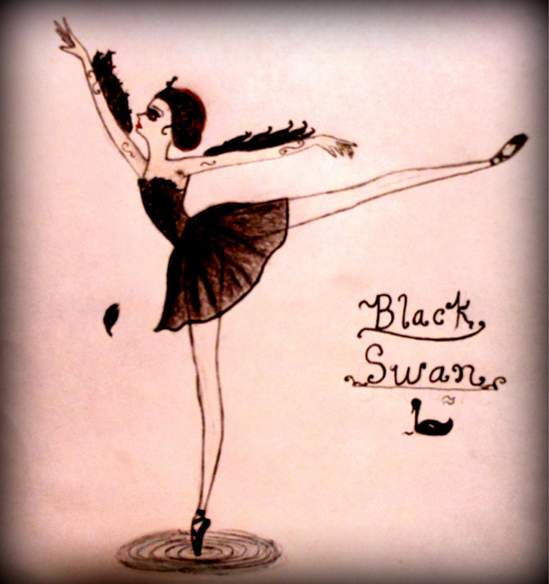 Black Swan by avadaxxxkedavra