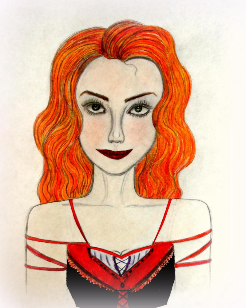 Elizabeth I by avadaxxxkedavra