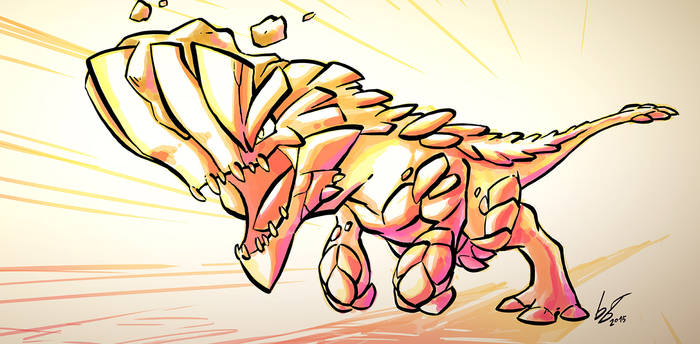 Barroth CHARGE