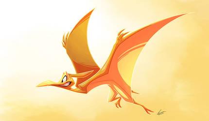 PEDDY the Pteranodon