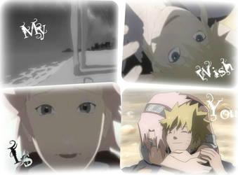 NaruSaku: My Wish Is You by sakuraforever1