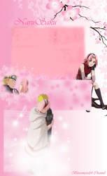 NaruSaku Background