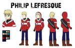 Phillip Lefresque Concept art