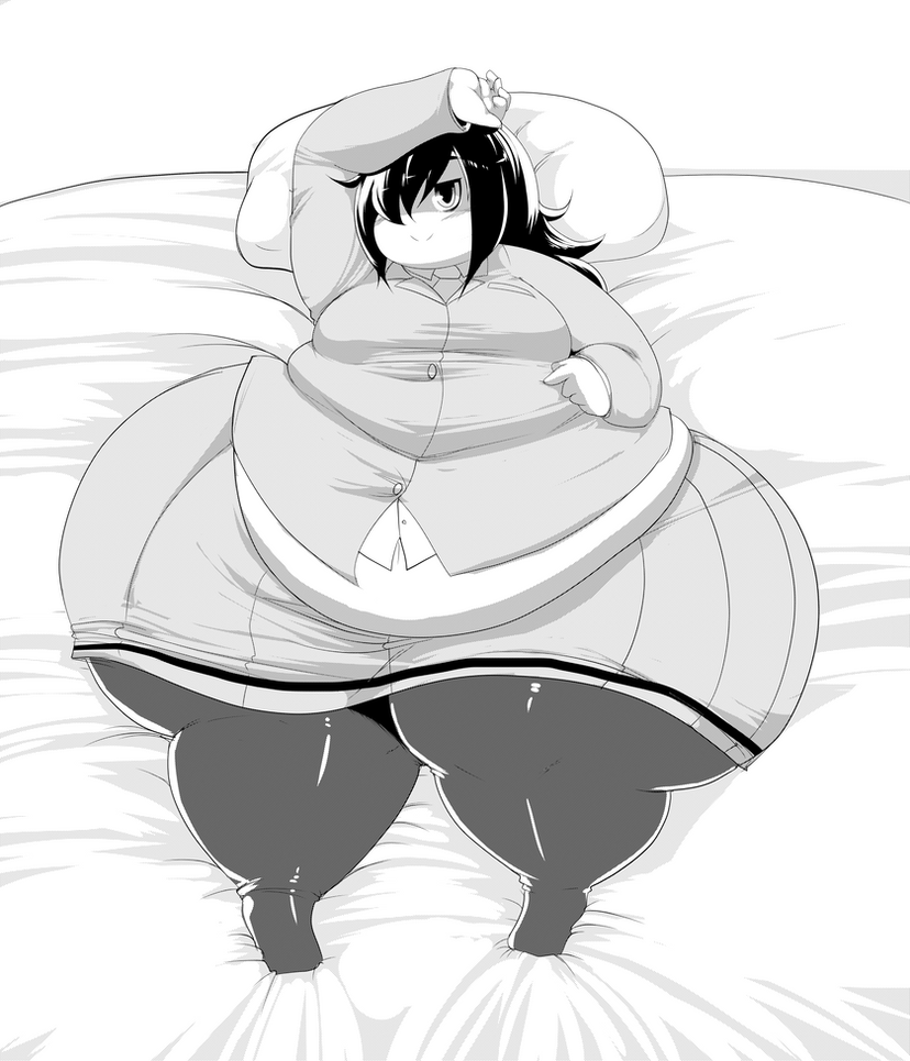 B/W Comm: Fatamote -front- by Trinity-Fate