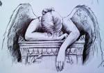 Angel Of Grief detail pt 2
