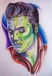 Elvis Aint Dead, He's A Zombie