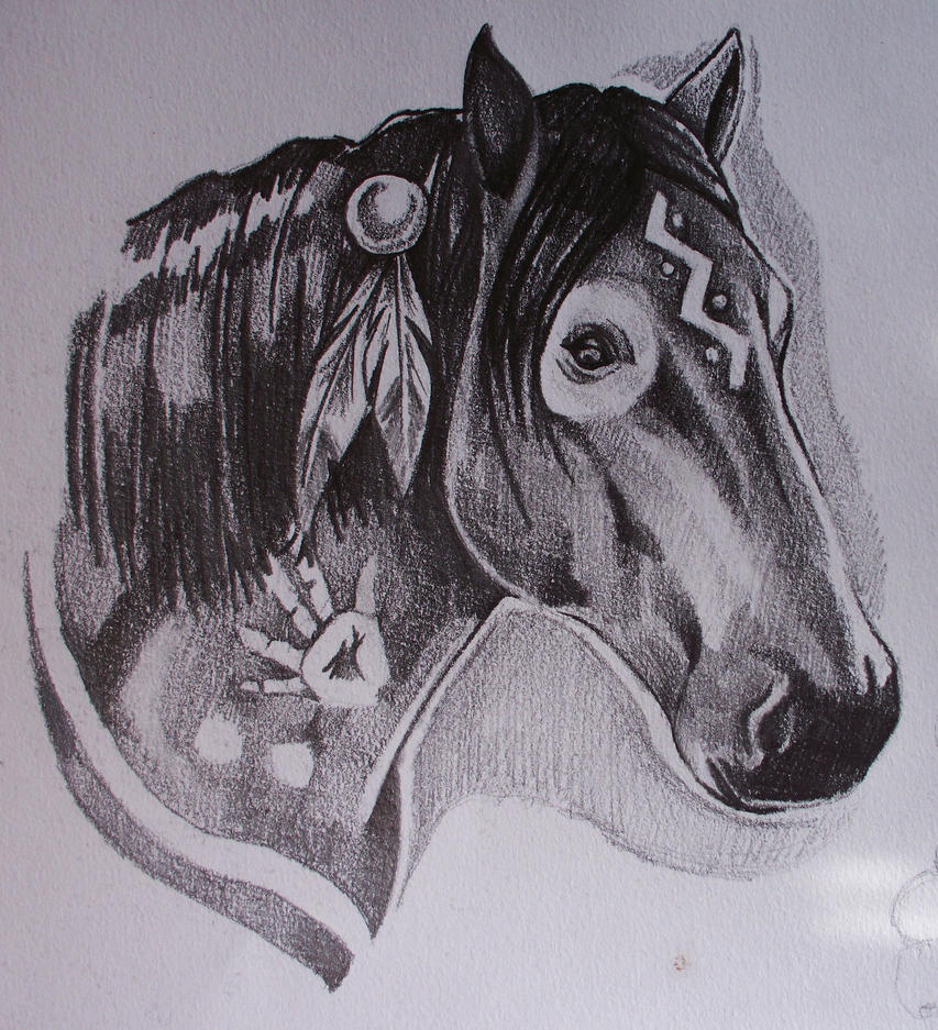 War Horse by phantomphreaq