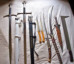 Weapons of Middle Earth