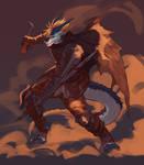 Watcher of the Abyss [Kartonidze]