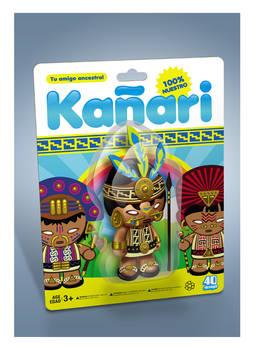 Kanari Toy Pack