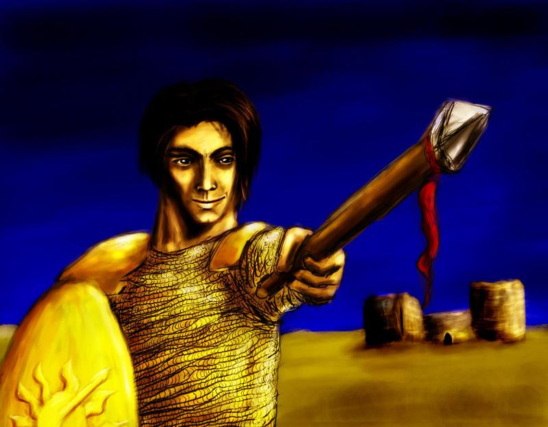 Oberyn Martell by guad