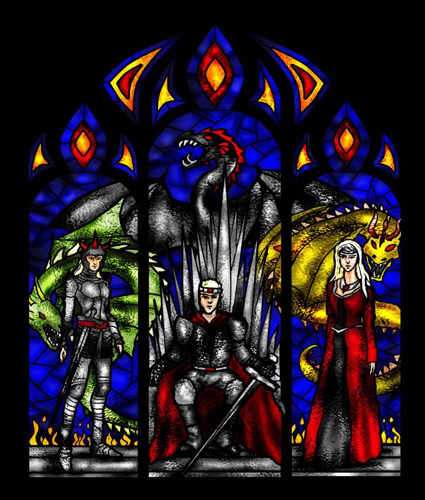 Targaryen Window Calendar May