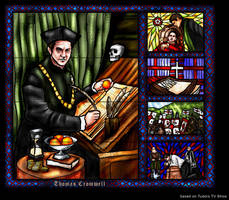 Thomas Cromwell Tudors TV
