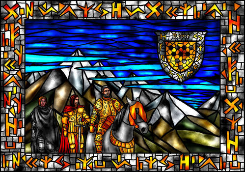 Asoiaf art Royce Window