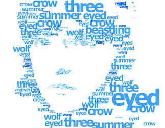 Bran Stark words by guad