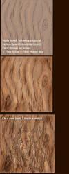 ADWD WIP bloodraven wood burn by guad
