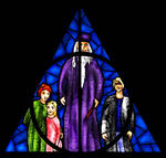 Dumbledore window by guad