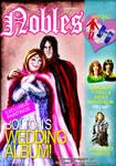 Roose Bolton Walda Frey Magazine Cover