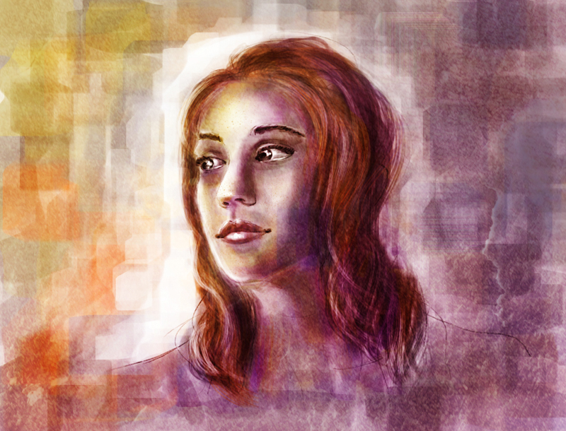 kore from spartacus by guad on deviantart