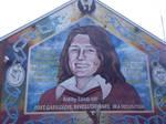 Bobby Sands mural by Keresaspa