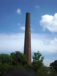 Mill tower by Keresaspa