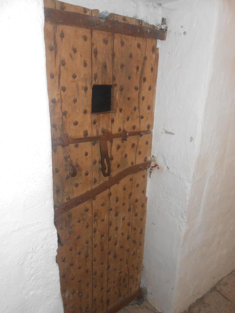 Gaol door by Keresaspa