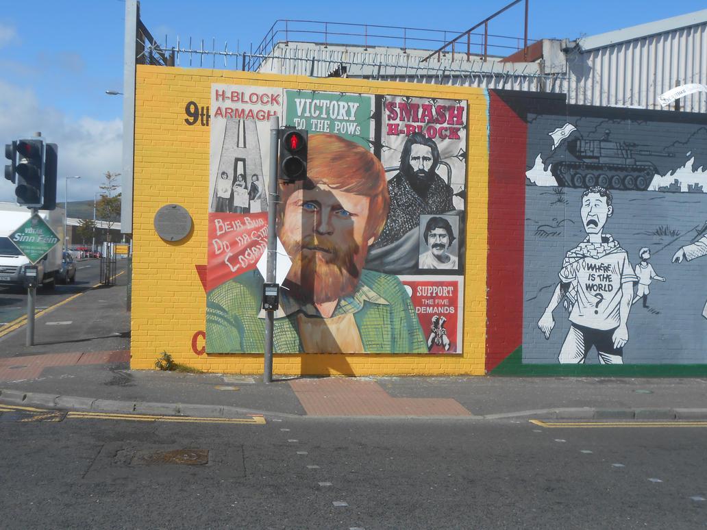 Keiran Nugent new mural by Keresaspa
