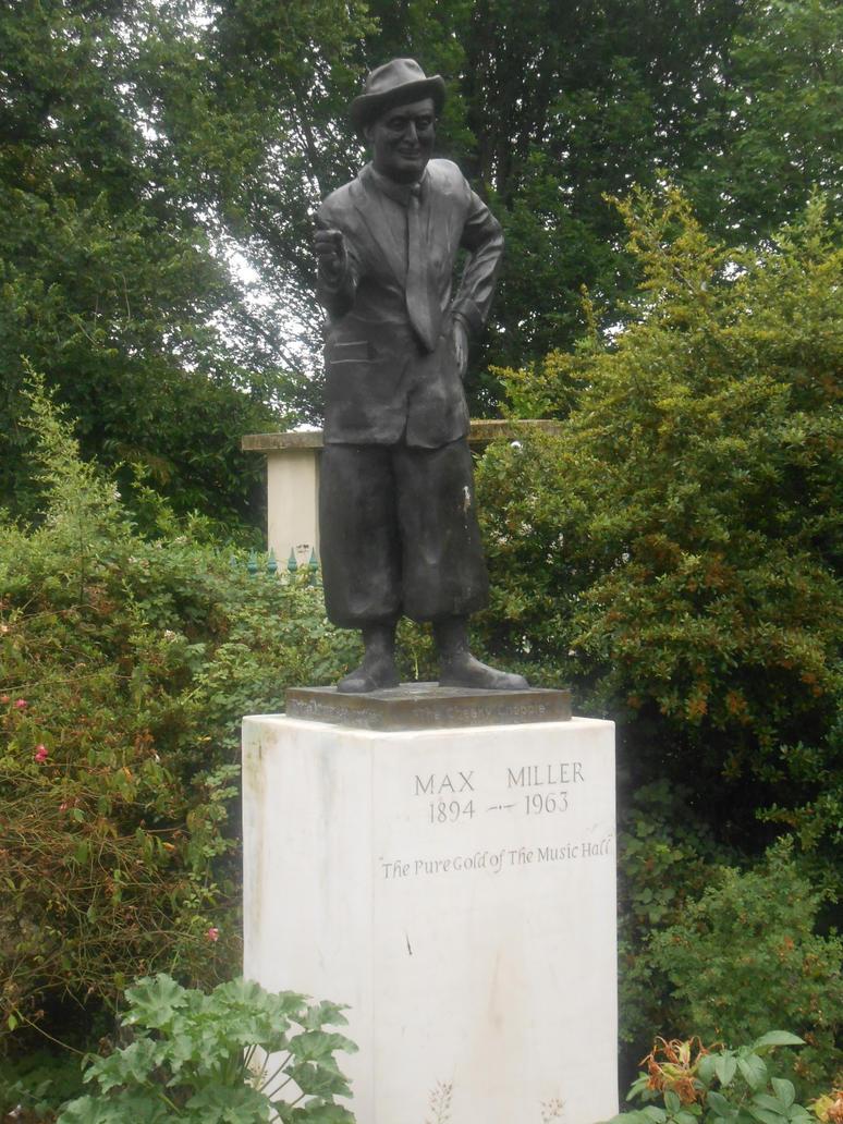 Max Miller by Keresaspa