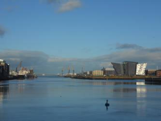 Belfast Lough by Keresaspa