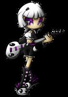 .:Roxy The Skull Seedrian:. by RubySp00n