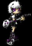 .:Roxy The Skull Seedrian:.